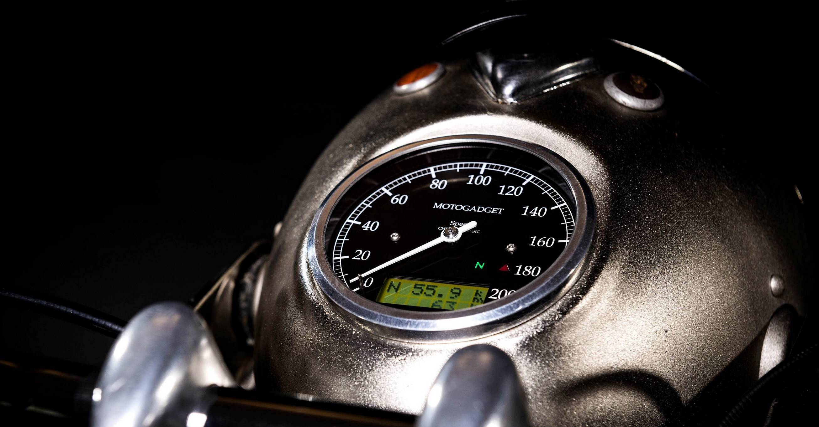 Welcome Home Motogadget Oval Track Pro Tach Wiring Introducing